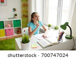 people  children  education and ... | Shutterstock . vector #700747024