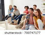 friendship  people and... | Shutterstock . vector #700747177