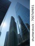moscow city skyscrapers ...   Shutterstock . vector #700769851