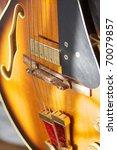 Jazz Guitar Study Focusing On...