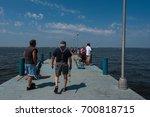 seaside heights  nj usa   ... | Shutterstock . vector #700818715