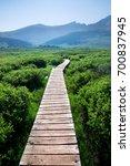 hiking to mt. bierstadt ...   Shutterstock . vector #700837945