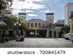 public market  mercado publico  ... | Shutterstock . vector #700841479