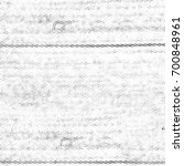 grunge halftone black and white.... | Shutterstock . vector #700848961