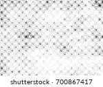 grunge halftone black and white.... | Shutterstock . vector #700867417