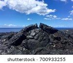 Lava Rock Mound