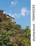 fort bard  valle d'aosta  italy ...   Shutterstock . vector #700959295