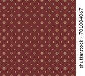 seamless geometric pattern set  ... | Shutterstock .eps vector #701004067
