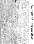 striped grunge overlay vector... | Shutterstock .eps vector #701063797