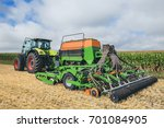 agrarian machinery | Shutterstock . vector #701084905