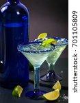 Summer Fresh Agave Margarita...