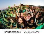 benicassim  spain   jul 17  the ... | Shutterstock . vector #701106691