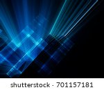 abstract background. fractal... | Shutterstock . vector #701157181