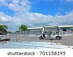 saraburi thailand july 13   the ... | Shutterstock . vector #701158195