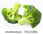 Branches Of Cabbage Of A...