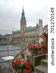 Small photo of Germany, Hamburg, Citty Hall, Town-hall