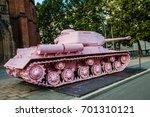 pink tank  art of brno  czech...
