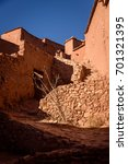 Small photo of Kasbah Ait Ben Haddou, Morocco, Africa. UNESCO World Heritage Site.