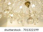 lighting decor macro | Shutterstock . vector #701322199
