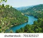 douro valley | Shutterstock . vector #701325217