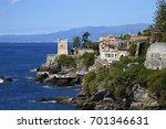 Small photo of Nervi Coast, Italy