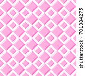 abstract pattern of pink... | Shutterstock . vector #701384275
