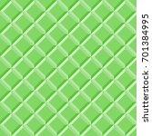 seamless pattern green tiles.... | Shutterstock . vector #701384995