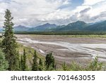 Silt Laden Glacial Waters...