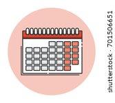 calendar icon