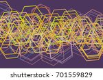 abstract background with shape...