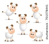 Expression Of Sheep Collection...