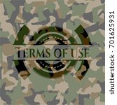 terms of use camo emblem