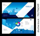 brochure template design.... | Shutterstock .eps vector #701706349