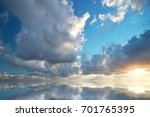 sky background. composition of...   Shutterstock . vector #701765395