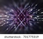 abstract magenta defocused with ... | Shutterstock . vector #701775319