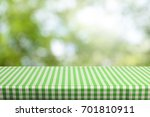 empty table background | Shutterstock . vector #701810911