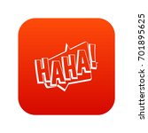 Haha  Comic Text Sound Effect...
