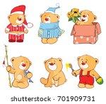 illustration of a set of...   Shutterstock .eps vector #701909731