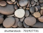 close up view of smooth... | Shutterstock . vector #701927731