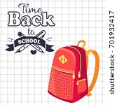 time back to school poster with ...