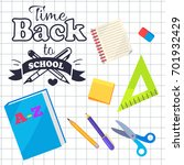 Time Back To School Inscriptio...