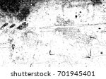 grunge background of black and... | Shutterstock . vector #701945401