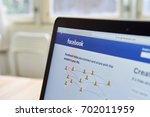bangkok  thailand   august 24 ... | Shutterstock . vector #702011959