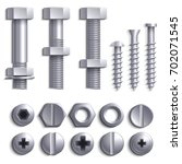Metal Screws  Steel Bolts  Nut...