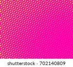 abstract halftone dotted pink