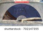 dirty window in car. element of ...   Shutterstock . vector #702147355