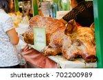 bangkok  thailand   july 15 ... | Shutterstock . vector #702200989