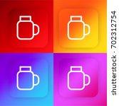 jar four color gradient app...