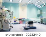 operating room | Shutterstock . vector #70232440