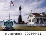 Tybee Island Light House In...